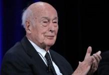 Former French President, Giscard d'Estaing is Dead