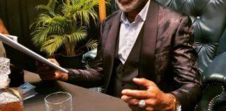 Richard Mofe Damijo Celebrates Wife's Birthday