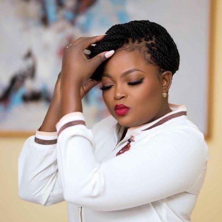 Funke Akindele Gushes Over Herself In New Stunning Photo.