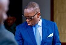 Okowa Dismiss Cabinet Asks Perm. Secretaries to Take Over