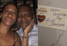 Billionaire Aliko Dangote's Ex-Girlfriend Reveals How He Broke Her Heart 1000 Times