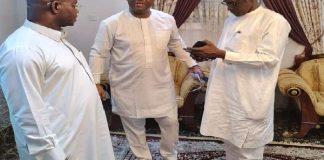 Breaking: Femi Fani-Kayode Has Returned To APC (Video)
