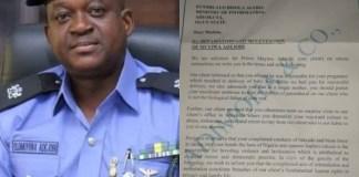 Lagos State PPRO, Muyiwa Adejobi Abandons 9-year-old Son