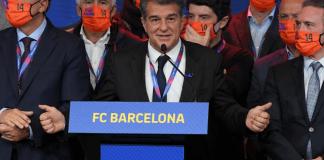 Joan Laporta Wins FC Barcelona Presidential Election