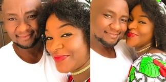 Chacha Eke Celebrates Husband, Austin on His Birthday