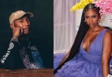 Pharrell Williams Gave Accolades to Tiwa Savage's Song