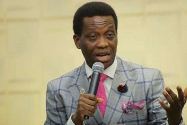 BREAKING: Pastor Adeboye Loses 42 year old Son dare