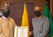 Buratai Appointed As Ambassador To Benin Republic