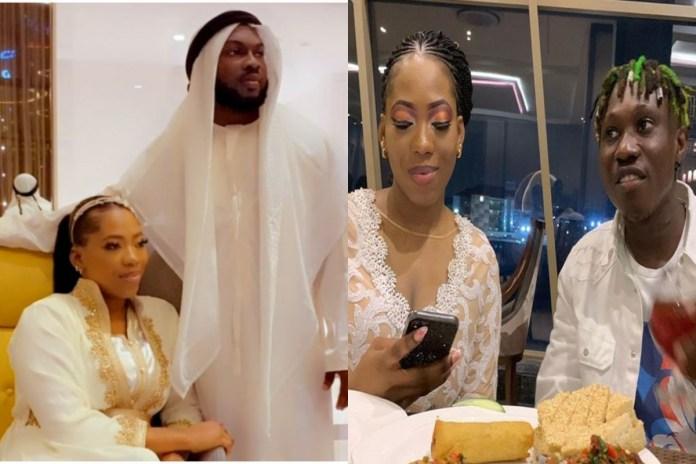 Bolanle's Ex Husband Insults Zlatan Ibile