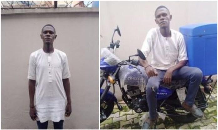 Dispatcher Rider Steals Bike On His First Day
