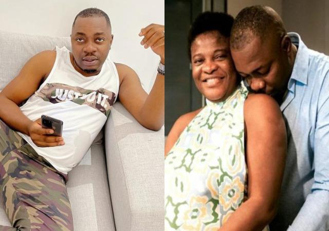 'The Only Man I Used Heavy Juju to Catch'- Angela Nwosu Celebrates Her Husband on His Birthday