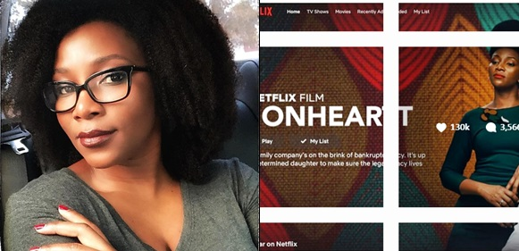 Genevieve Becomes First Nollywood Billionaire As Netflix Buys Lionheart For N1,385,100,000($3.8 million)