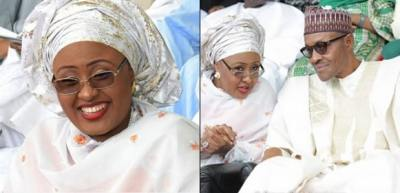 Uproar as Aisha Buhari tells Nigerians to 'Choose between wealth and Poverty' when voting