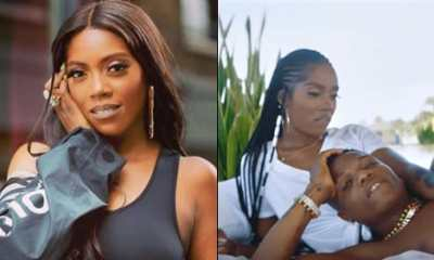 Celeb Gossips: 'You Inspire Me So Much Lion' Tiwa Savage Tells Wizkid