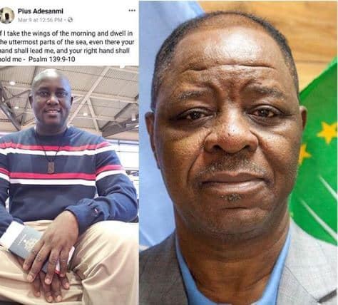 Two Nigerian Professors among casualties of Ethiopian Airline Crash
