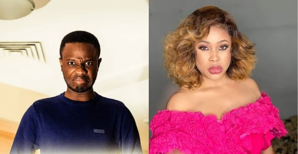 """Princess shades Dee one for mocking her American accent - BBNaija Reunion: Princess Epic Reply To Dee-One For Saying Her Accent Is """"AmerIgbo"""""""