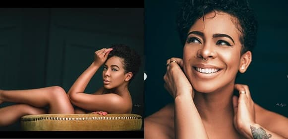 Tboss Goes Nude  To Appreciate Everyone Who Reached Out On Her 35th Birthday