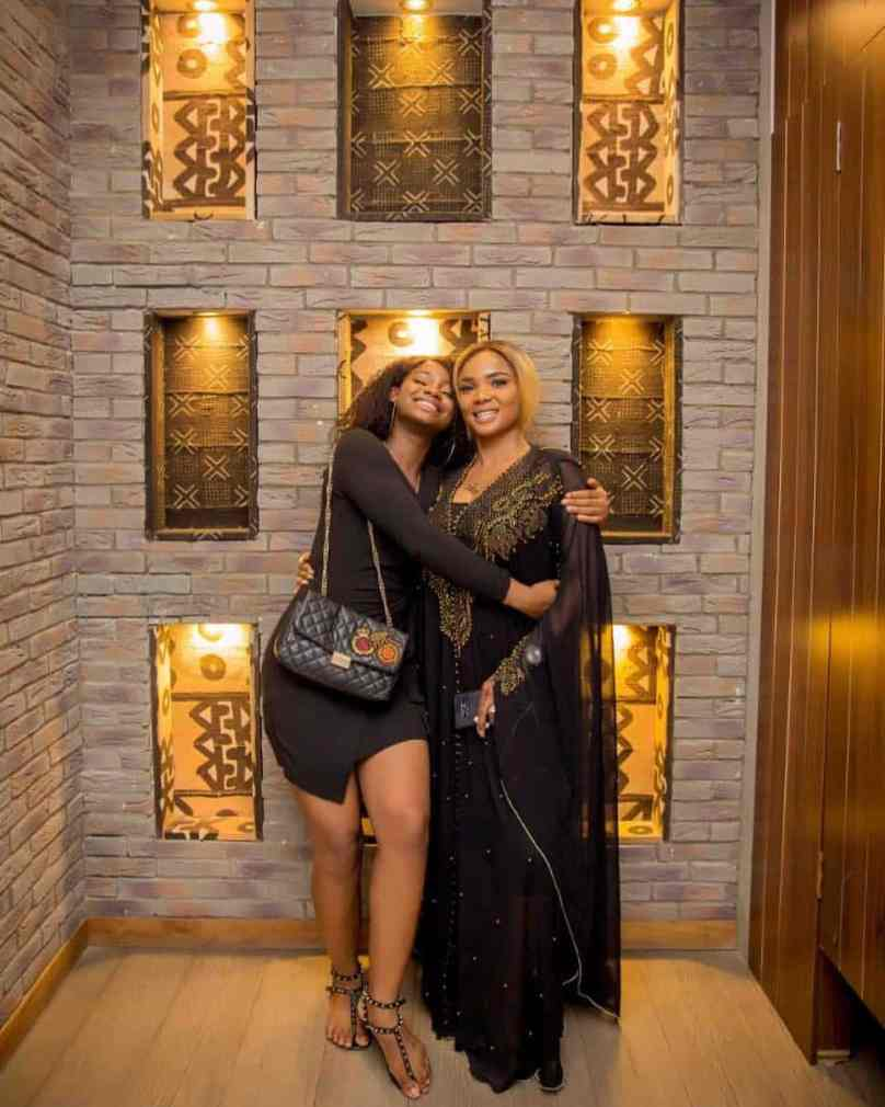 iyabo ojos daughter priscilla apologizes to her mom - Iyabo Ojo's daughter apologises after celebrating 18th birthday at a strip club