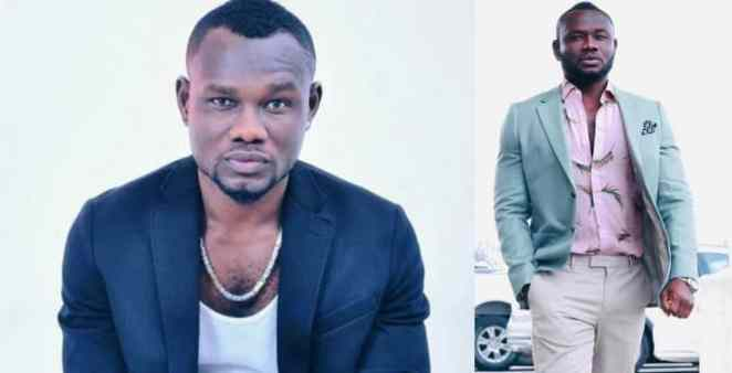Actor Prince David Osei Blasts Gays And Lesbians