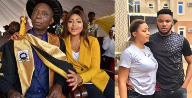 Regina Daniels' ex-boyfriend, Somadina finally speaks on her marriage to Ned Nwoko