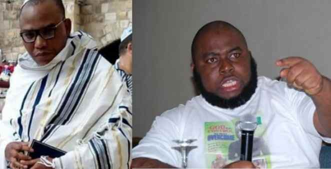 'I will smoke you out', - Asari Dokubo threatens Nnamdi Kanu