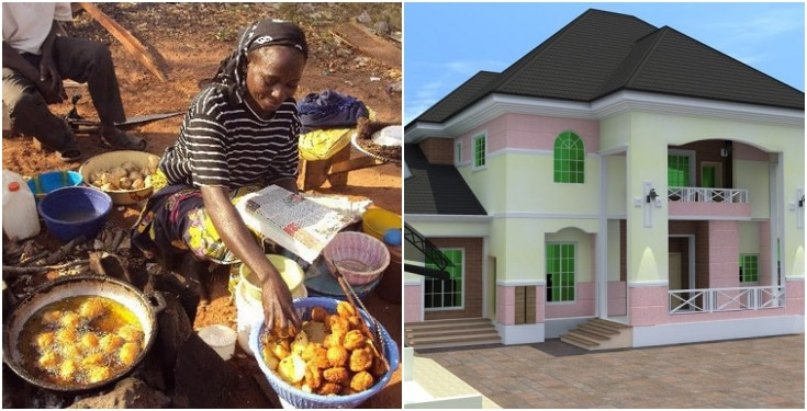 "Image result for How A Widowed ""Akara"" Seller Became A Landlord In Lagos – Lady Reveals"