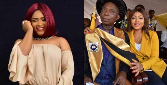 """If any old suitor comes for me and he is as rich as Ned Nwoko, I will accept""- Sylvia Ukaat"