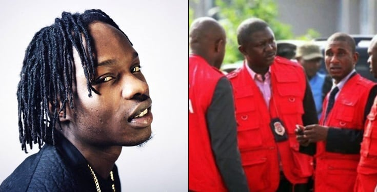 Image result for Naira Marley Released By EFCC To Celebrate Birthday