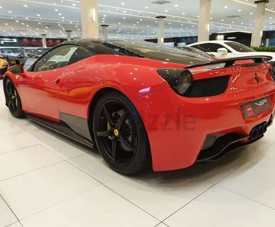 Hushpuppi buys himself a brand new Ferrari (photos)