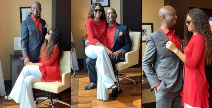 &Nbsp;Regina Daniels Shares Photos With Ned Nwoko