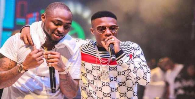 'Wizkid is a legend, an icon'- Davido admits