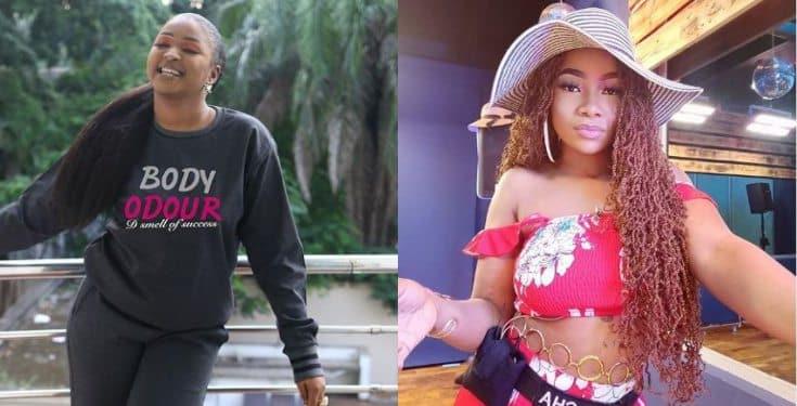 BBNaija: '60 million Nigerians have body odour' – Etinosa shows support for Tacha