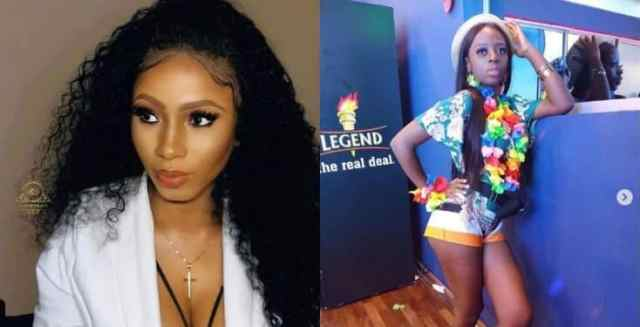 BBNaija: Mercy and Diane accused of lesbianism (Video)
