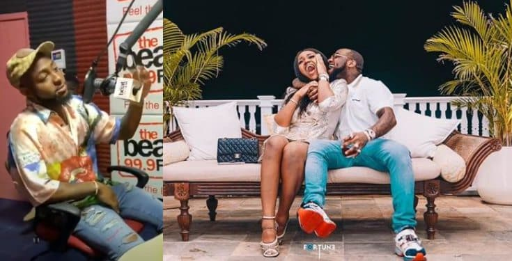 Davido speaks on expecting a child with his girlfriend