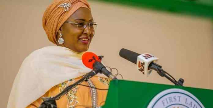 Nigeria First Lady, Aisha Buhari finally breaks silence 1