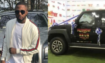 BBNaija 2019: Innoson replies Tunde Ednut for making mockery of the car presented to Mercy