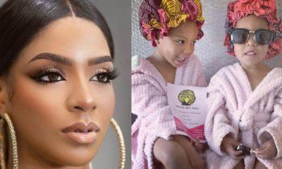 Venita shares adorable photo of her beautiful daughters