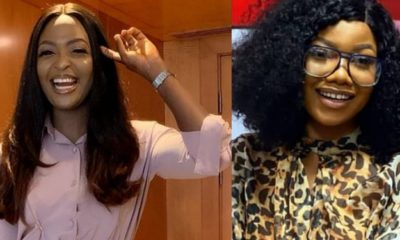 """You have the platform, you have the fans""- Blessing Okoro advises Tacha"