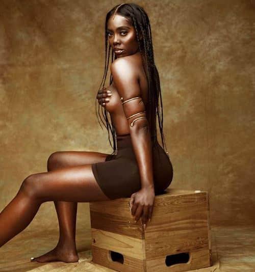 Tiwa Savage breaks the Internet with seductive photos