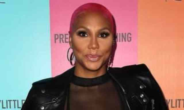 If a man lays with you but doesn't touch you, he's 'gay' – Tamar Braxton