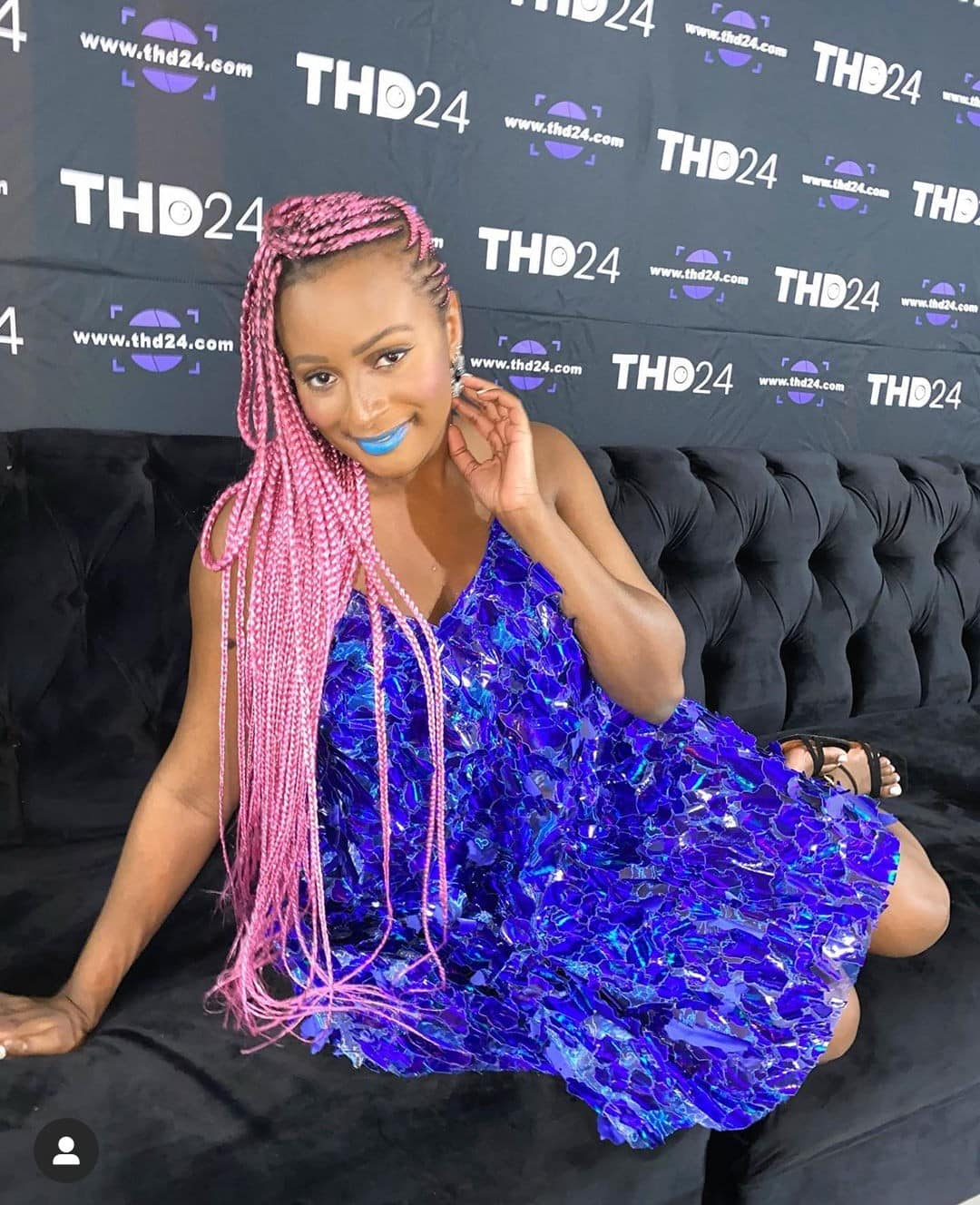 """ENTERTAINMENT NEWS: """"If you quit music, God will give you a husband""""- Uche Maduagwu Replies DJ Cuppy 3"""