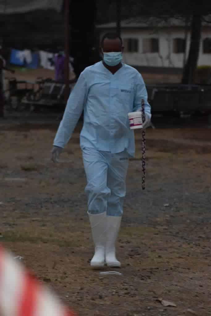 Photo of the Italian man diagnosed with Coronavirus surfaces