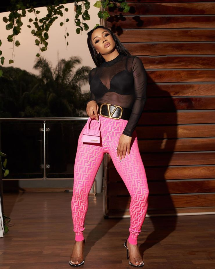 Toke Makinwa: 'I'm a slay queen, everything about me is business' 4