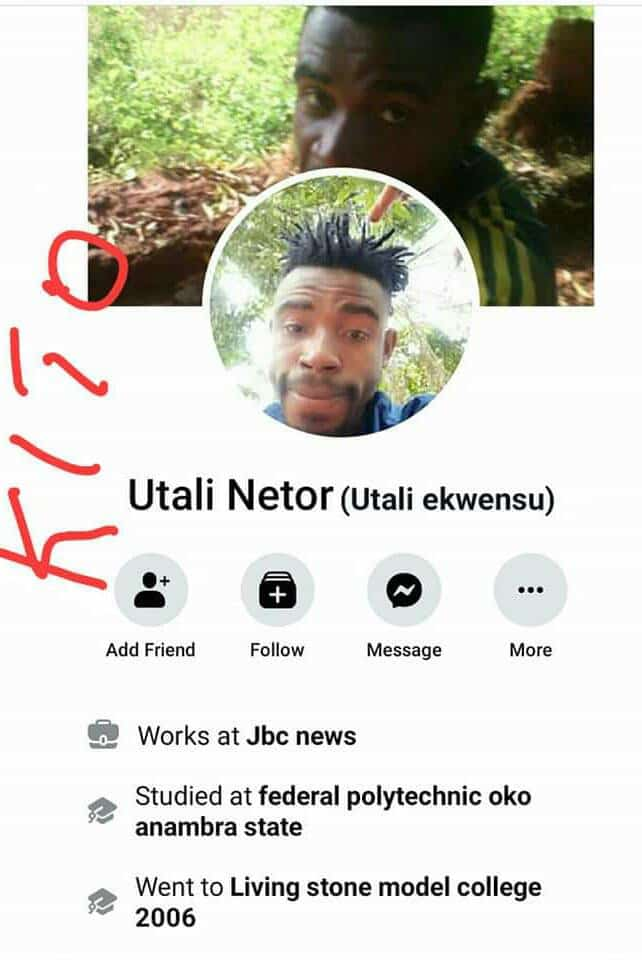 Nigerian man poses as a homosexual to lure a gay on Facebook then kills him when they meet for the first time (video)