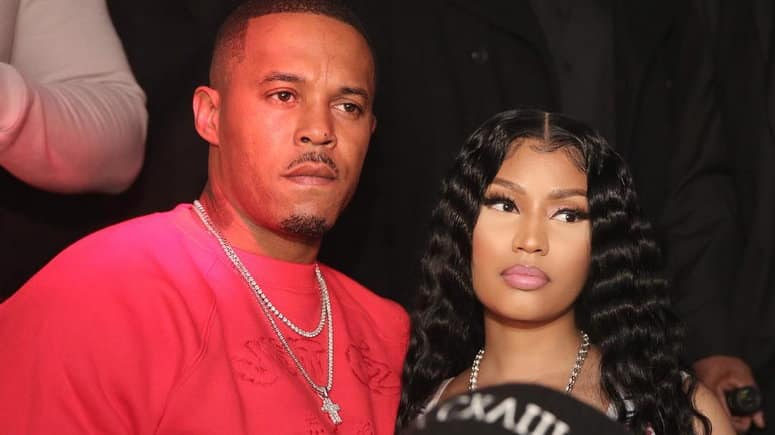 Nicki Minaj's Husband Arrested, Indicted for Failure to Register as Sex Offender