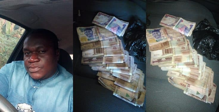 Nigerian man rejects reward after returning lost ₦100,000 to its owner