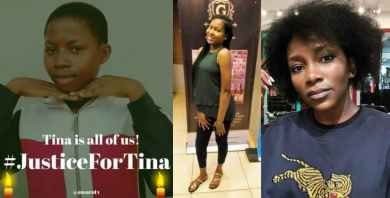 Nollywood Actress Genevieve Nnaji reacts to the murders of Tina Ezekwe and Uwa Omozuwa