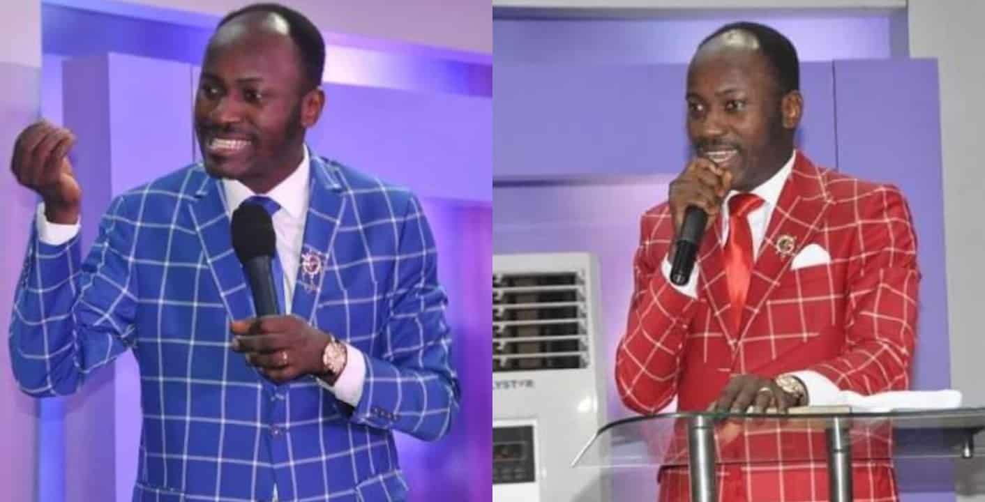 Johnson Suleman says friends who became unreachable after sudden fortune are not true friends