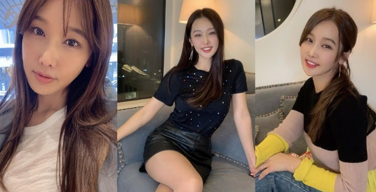 Meet Lee Su Jin, the 51-year-old lady who looks half her age (Photos)