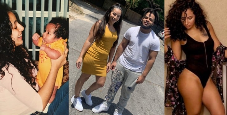 34-Year-Old Mom Goes Viral After Sharing Photos With Her 17-Year-Old Son